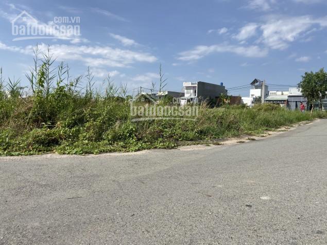 Bán đất 250m2 thổ cư gần bệnh viện Tân Tạo, chợ đêm Đức Hoà sổ hồng riêng ảnh 0