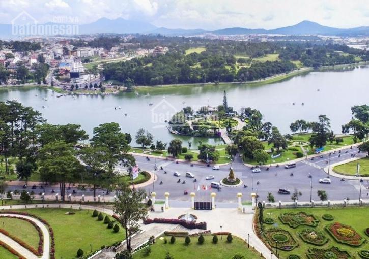 Đất xây dựng biệt thự, khách sạn, nhà ở trung tâm thành phố Đà Lạt, bán giá rẻ ảnh 0
