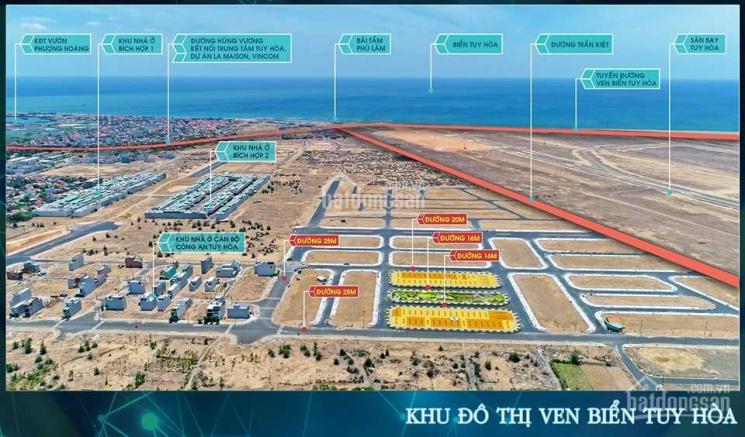 BĐS Phú Yên: Cần bán gấp khu đô thị ven biển TTTP Tuy Hoà giá chỉ từ 1.6 tỷ bao sổ ảnh 0