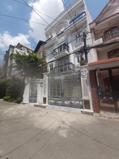 Bán nhà HXH 1T, 2 lầu, đường Bạch Đằng, P. 2, Q. Tân Bình ảnh 0