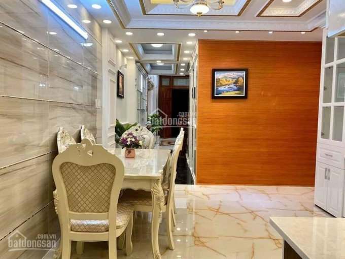 Bán nhà mặt tiền đường Bàn Cờ, phường 3, quận 3, DT: 4x15.5m, trệt 4 lầu, giá 22.8 tỷ ảnh 0