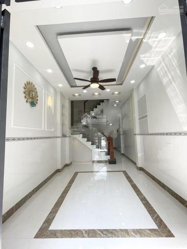 Bán nhà mới 100% hẻm xe hơi đường Dương Đình Nghệ Phường 8 Quận 11 - DT 3.45m x 13m - nhà 5PN ảnh 0