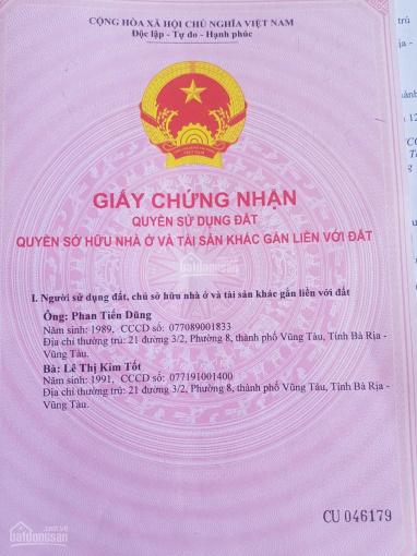 154m2 đất nền thì trấn Long Hải, ngay Đèo nước Ngọt liên hệ chính chủ: 0907582855 ảnh 0