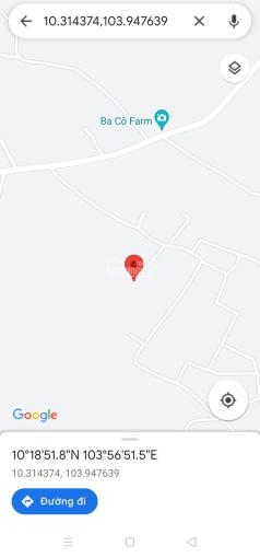 Bán đất tại khu dân cư Donase Villase 6, Ấp 2, xã Cửa Cạn, Huyện Phú Quốc ảnh 0