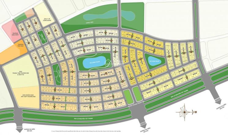 Hưng Thịnh mở bán một số nền đẹp nhất dự án Golden Bay 602 giá tốt chỉ 16 triệu/m2, LH: 0906147797 ảnh 0
