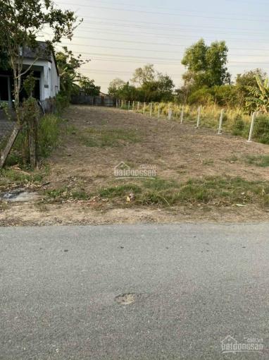 Bán đất thổ cư MT đường nhựa Số 489, Củ Chi, DT 530 m2, sát khu nông nghiệp CNC ảnh 0