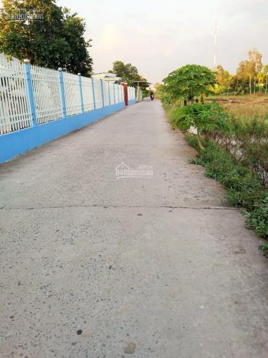 Đất 21.75x116 có 100m2 thổ cư lộ 4m Trường Lạc, Ô Môn ảnh 0