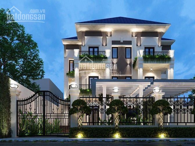 Bán gấp 2 căn biệt thự Nguyễn Văn Linh, quận 7 chỉ 87tr/m2 ảnh 0