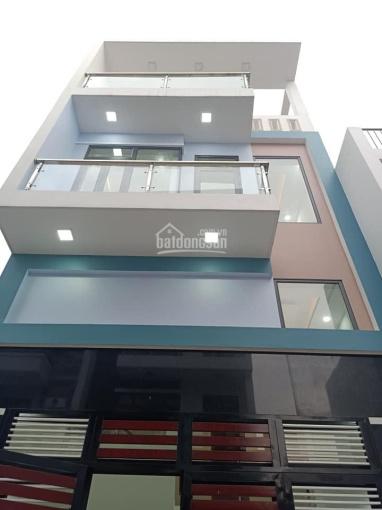 Bán gấp nhà HXH đường Hồ Văn Long, Q. Bình Tân, 5 tầng, DTSD 251m2, chỉ 4.7 tỷ, LH 0906821507 ảnh 0