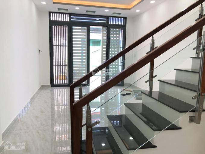 Bán nhà [gấp] diện tích 4mx10m, đúc 1 tấm, nhà đẹp, giá 4.58 tỷ (bớt lộc), hẻm 4m Dương Văn Dương ảnh 0