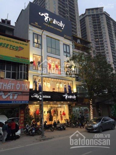 Bán nhà mặt tiền đường Âu Cơ-chợ Võ Thành Trang, Phường 14, Tân Bình (9.5x25m), 3 tầng, giá 37 tỷ ảnh 0