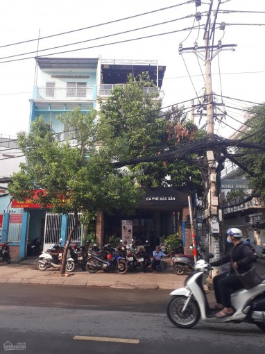 Bán nhà góc 2MT Hoàng Hoa Thám, P7, Bình Thạnh 4.5x20m 4 tầng, HĐT 60tr/tháng 30 tỷ ảnh 0