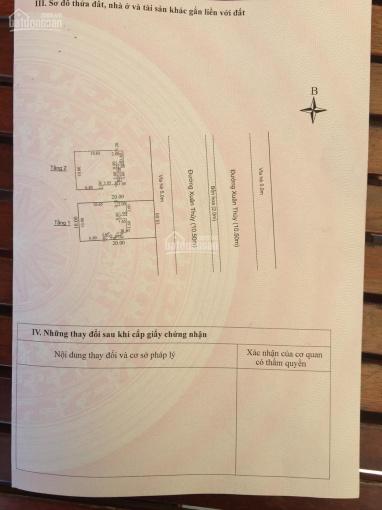 Bán nhà biệt thự MT Xuân Thủy, DT: 10x20m = 200m2, giá 16 tỷ, hướng Đông ảnh 0
