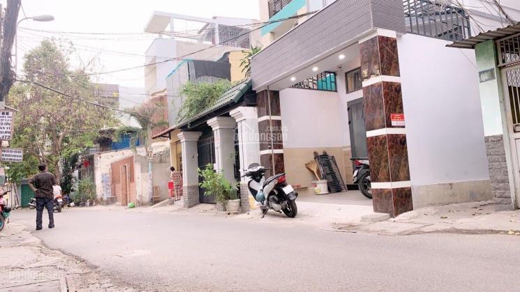 Nhà MT Ngô Đức Kế, P12, Bình Thạnh - 56m2 căn góc ảnh 0
