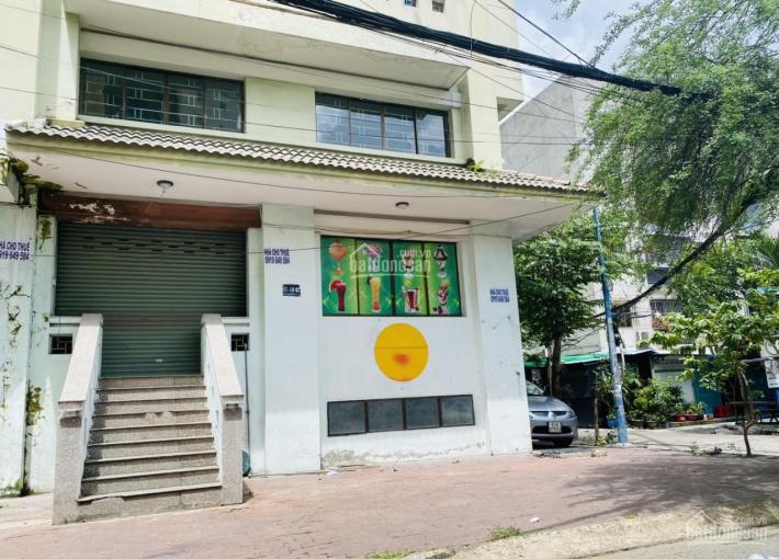 Cho thuê shophouse lô B2 chung cư 590 Cách Mạng Tháng 8, P11, Q3 ảnh 0