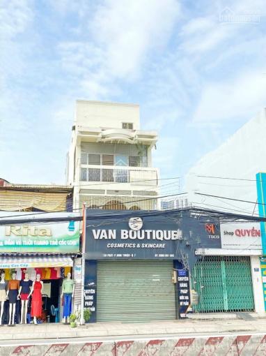 Nhà mặt tiền Huỳnh Tấn Phát, quận 7, KDBB tốt. 16 tỷ ảnh 0