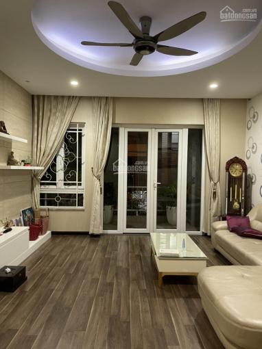 Nhà cho thuê khu Him Lam, Phường Tân Hưng, Quận 7. Hầm, trệt, 3 lầu, 5 PN, nhà mới đẹp, giá: 34 tr ảnh 0