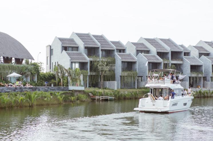 Bán biệt thự vip Casamia Hội An chỉ với 27 triệu/m2 sở hữu ngay vị trí 3 mặt tiền view sông ảnh 0