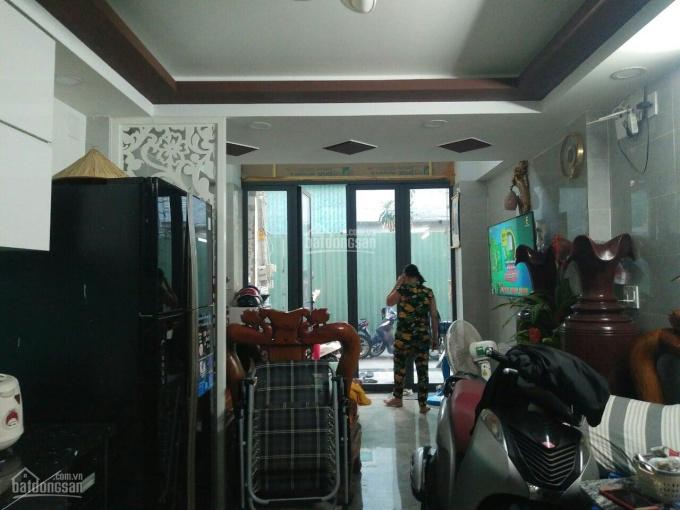 Giá tốt! Nhà đẹp BTCT Nguyễn Văn Lạc, 3 tầng, (44m2 thực tế 50m2) 3,8m x 14m, chỉ 6,2 tỷ ảnh 0