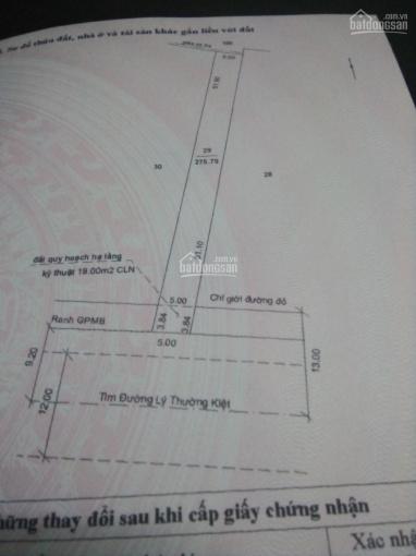 Đất mặt tiền Quốc Lộ 1A, F6, TP Cà Mau ngay chợ Cầu Nhum ảnh 0