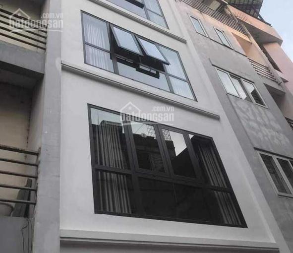 Nhà mới tiện ích đầy đủ cách 2 nhà ra phố Tây, Lạc Long Quân: 43m2x5tầng - 5.95tỷ ảnh 0