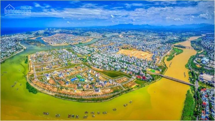 Cần bán lô đất đảo vip, Nam Nguyễn Tri Phương, Hoà Xuân Cẩm Lệ, sát sông giá rẻ ảnh 0