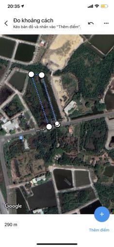Bán 2300m đất MT đường Bà Xán, Bình Khánh, giá 3.9tr/m2. LH 0902930432 ảnh 0