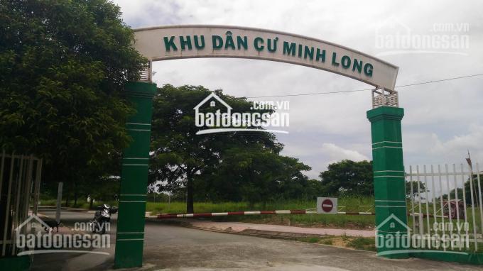 Bán đất nền Minh Long Phú Xuân, Thị Trấn Nhà Bè 6x19m, 22.5 triệu/m2 ảnh 0
