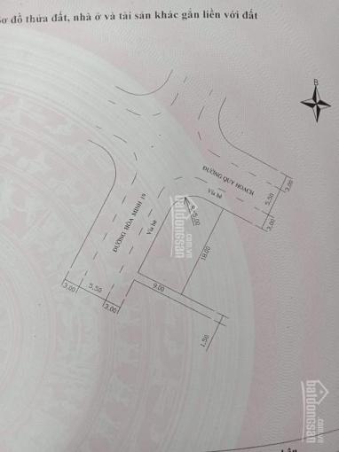 Cần bán lô đất 2 mặt tiền đường Trần Quý Khoách ảnh 0