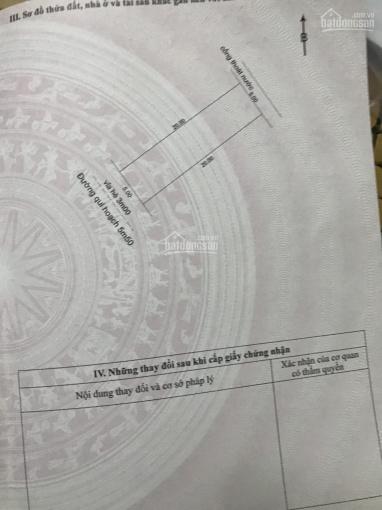 Bán lô đất khu Đà Sơn, đường 5,5m. DT: 100m2, giá chỉ 2.25 tỷ ảnh 0