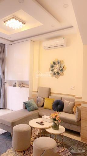 Bán nhà ở MT Ngô Đức Kế, P12, Bình Thạnh, DT 4.3x13m CN đủ, 1 trệt 4 lầu 6PN 7WC giá 8.99 tỷ TL ảnh 0
