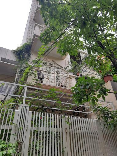 Bán nhà phân lô có vỉa hè 5 tầng Phạm Tuấn Tài - Hoàng Quốc Việt, diện tích 46m2, mặt tiền 4m ảnh 0