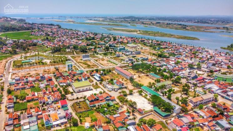 Bán lô đất siêu đẹp giá rẻ cực sốc bờ Bắc Sông Trà - Tăng Long - Tịnh Long (rẻ nhất khu vực) ảnh 0