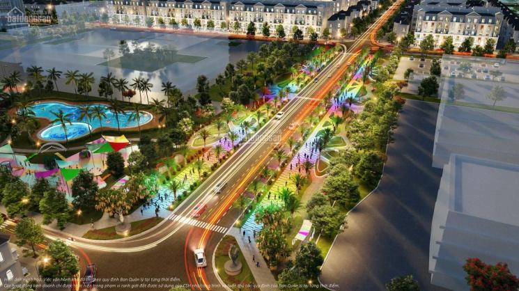 Biệt thự ven sông 755m2 - 82 tỷ - Manhattan Glory - Vinhomes Grand Park Q9, hàng CĐT - 0909213279 ảnh 0