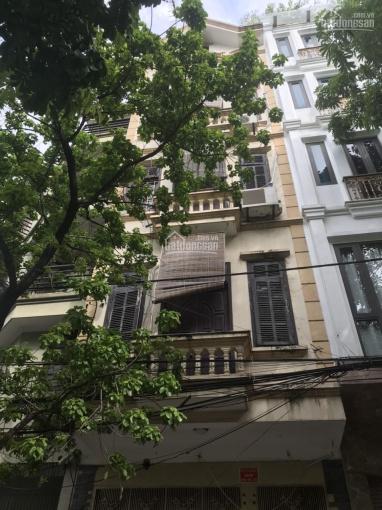 Cho thuê nhà mặt đường Trung Yên 6, Cầu Giấy. DT 35m2 x 5 tầng, MT 4,5m, giá 14 triệu/tháng ảnh 0