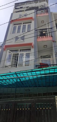 Bán nhà hẻm xe hơi đường Tân Kỳ Tân Quý, P. Sơn Kỳ, Tân Phú, DT: 4x14m, 1 trệt 2 lầu ST ảnh 0