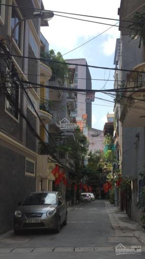 Bán nhà phố Bùi Ngọc Dương - Hai Bà Trưng - diện tích 52m2 - mặt tiền 5m - 5 tầng - giá 4,25 tỷ ảnh 0