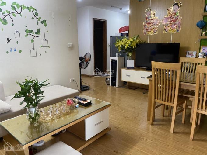 Chính chủ bán căn hộ CC Victoria Văn Phú - Diện tích 67m2 - Ban công Đông Nam - Full toàn bộ đồ ảnh 0