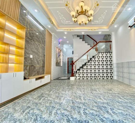 Bán nhà 1 trệt lầu tuyệt đẹp, có phòng ngủ tầng trệt, hẻm 146 Hoàng Quốc Việt ảnh 0