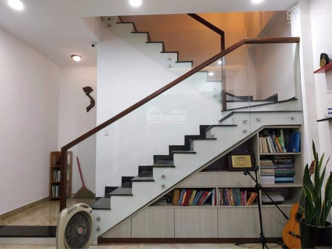 Nhà 2 tầng 3 phòng ngủ kiệt chuẩn 3m Nguyễn Du, 4tỷx ảnh 0