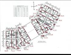 Bán căn hộ 75m2 CT1A Thạch Bàn, Long Biên, Hà Nội ảnh 0