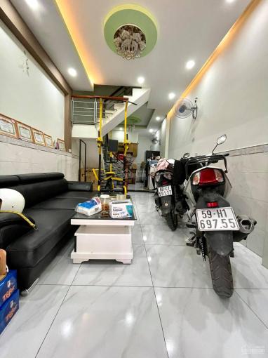 Bán nhà 32m2 hẻm 4m Huỳnh Văn Nghệ, P.12, Gò Vấp (3.2x10m) 3.45 tỷ TL ảnh 0