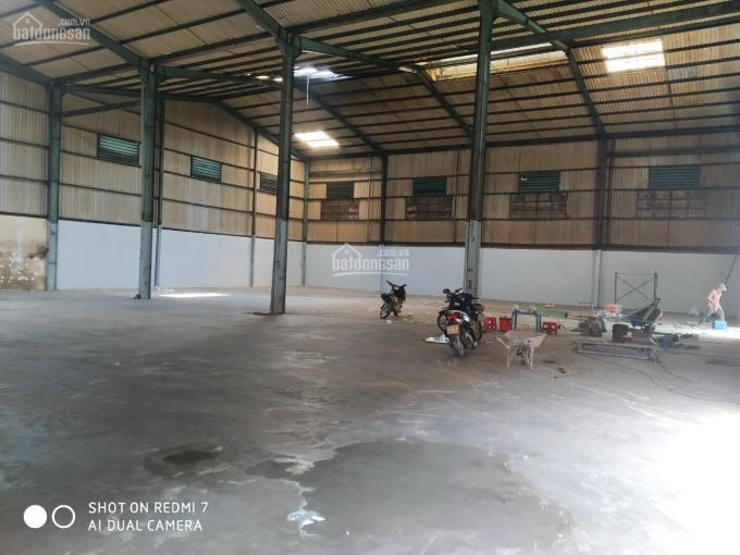 Cho thuê nhà xưởng đường Số 8, phường Bình Hưng Hòa B, Bình Tân, diện tích: 500m2, LH: 0908060303 ảnh 0