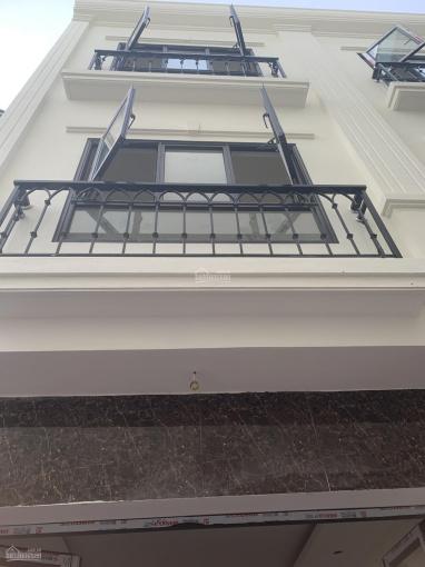 Bán nhà 3 tầng 35m2 gồm 3PN, gần đường ô tô ở trong đê Đông La gần Aoen Mail Hà Đông giá 1,45 tỷ ảnh 0