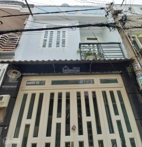 Nhà 4x10m, 1 lầu đúc, hẻm 1 sẹc đường Số 4, phường 16, Gò Vấp, ra Phạm Văn Chiêu 100m ảnh 0