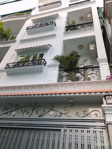 Bán nhà HXH đường Cộng Hòa, phường 4, Tân Bình; DT: 4x16m; giá; 12.5 tỷ ảnh 0