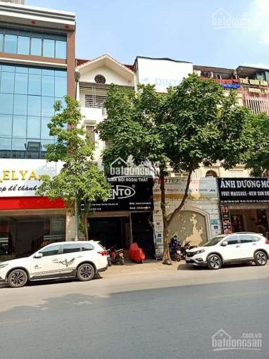 Bán gấp nhà mặt phố Kim Mã, Ba Đình DT 75m2 x 4 tầng MT 4,5m ảnh 0