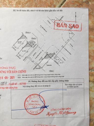 Góc 2MT Nguyễn Văn Thủ - Đinh Tiên Hoàng, Đa Kao, Q.1: 5x17m, 3 tầng HĐT 111,305 triệu giá 44 tỷ ảnh 0