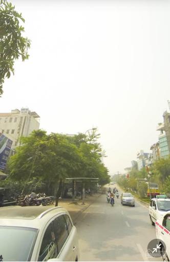Cho thuê nhà 6 tầng mặt phố Xuân La thông sàn 90m2 có thang máy ảnh 0