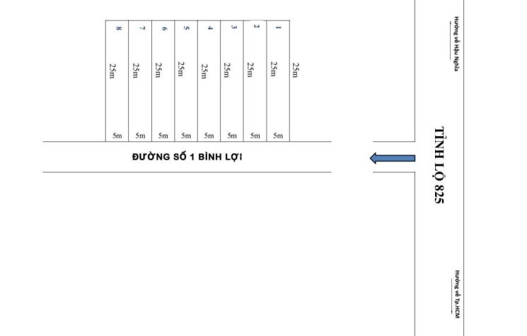 Đất nền phân lô 5x25m (ONT) sổ riêng, ngay chủ. Liên hệ: 0936793838 ảnh 0